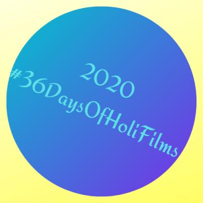 2020 #36DaysOfHoliFilms logo